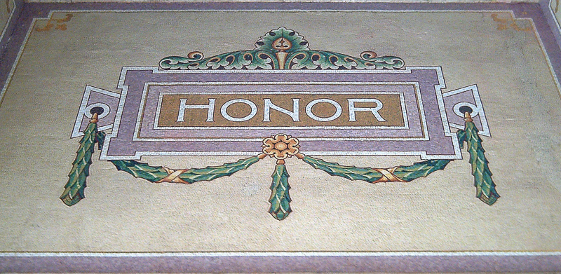 Palabras de honor