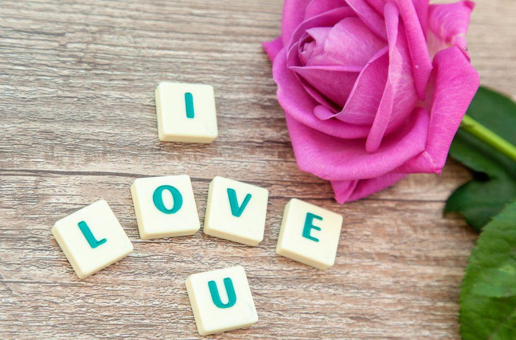 Palabras de amor en inglés