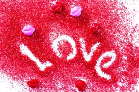Palabras de amor cortas