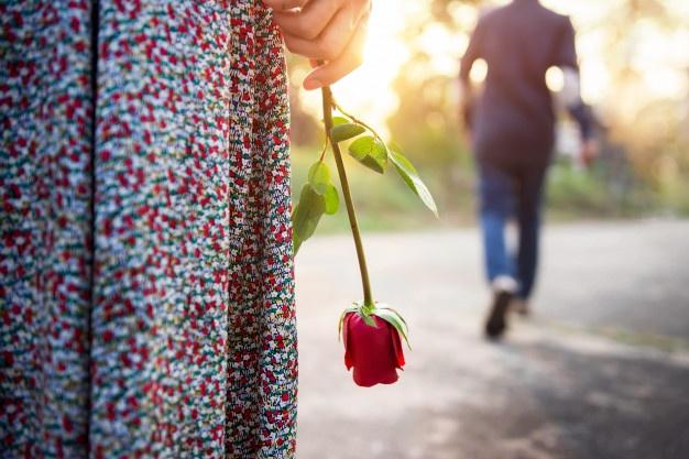 Palabras de despedida para un amor imposible
