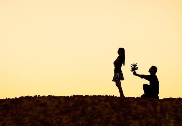 Palabras para enamorar a una mujer difícil