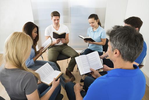 Palabras de bienvenida a jóvenes cristianos