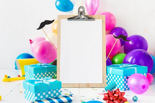 Palabras de felicitaciones de cumpleaños