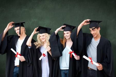 Palabras de felcitaciones de graduación