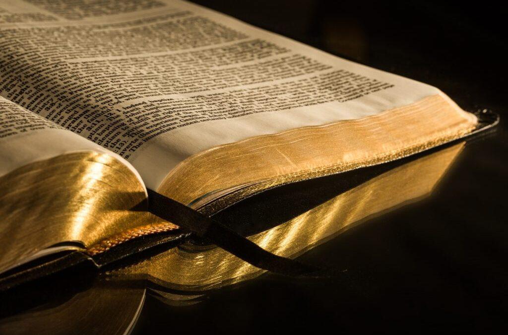Palabras de ánimo en la biblia