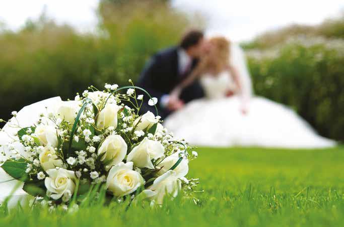 Palabras para novios recién casados