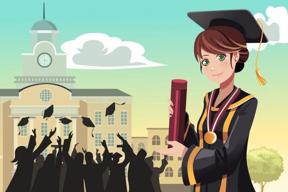Palabras para graduados de universidad