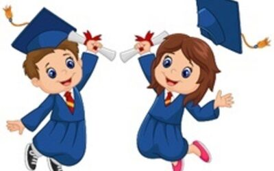 Frases de graduación para niños