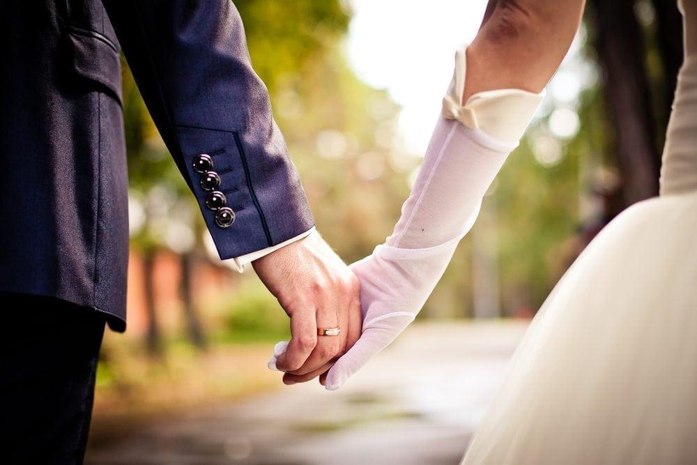 Palabras para los novios el día de su boda