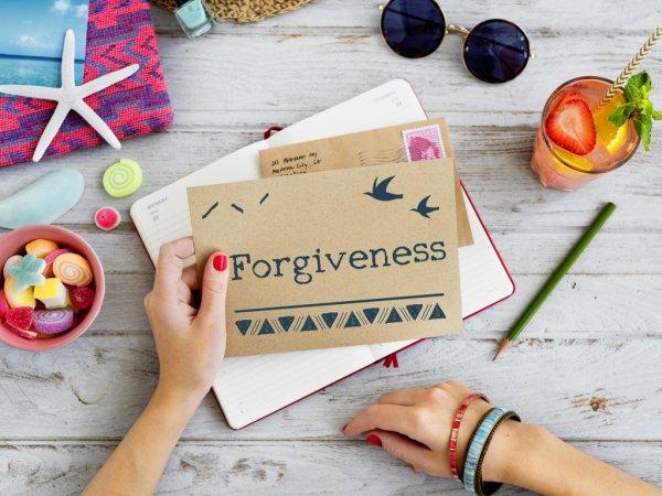 Palabras de perdón
