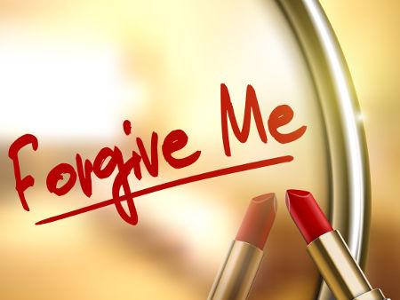 Palabras de perdón a tu novio
