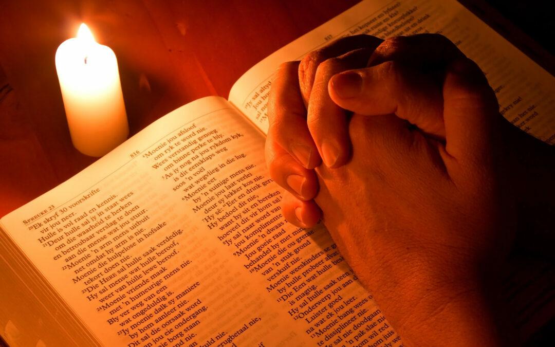 Palabras de perdón en la Biblia