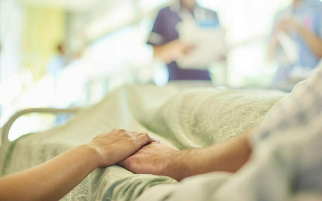 Palabras de sanación para una persona enferma