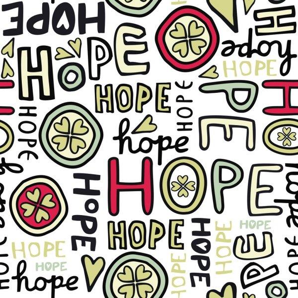 Palabras de esperanza