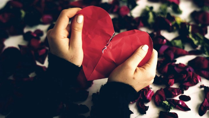Palabras de aliento para enmendar un corazón roto