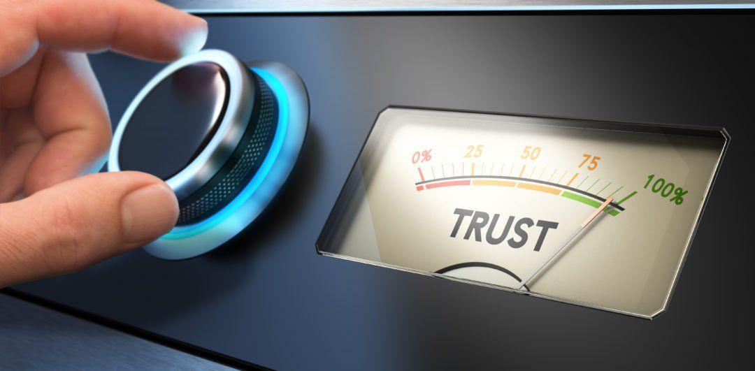 Palabras de confianza y seguridad