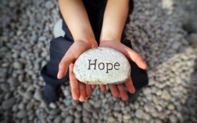 Palabras de esperanza y fe
