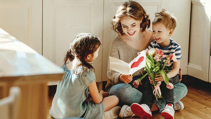 Palabras de admiración para una madre