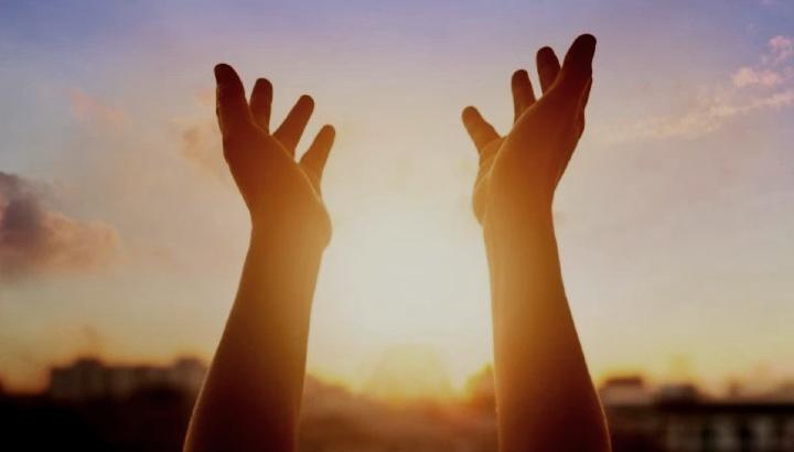Palabras de esperanza y fe en Dios