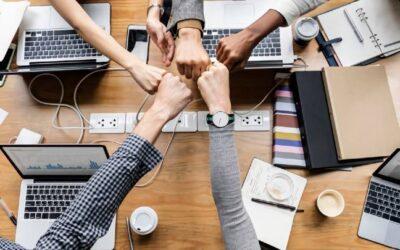Palabras de reconocimiento a un equipo de trabajo