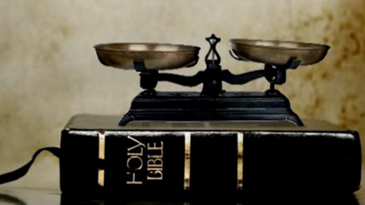 Palabras de justicia en la Biblia